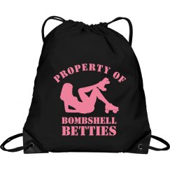 Roller Derby Team Bag