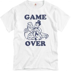 Game Over Toon Couple