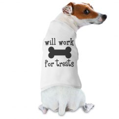 Will Work For Treats