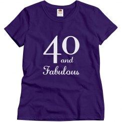 Fabulous 40 #3
