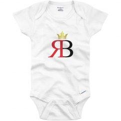 RBE UNISEX BABY ONESIES