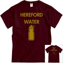 Hereford water-boy shirt
