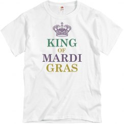 King Of Mardi Gras