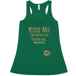 Golden Irish Kiss