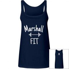 Marshall FIT Tank