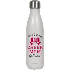 Cheer Mom Custom Designed Gift