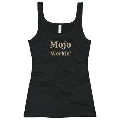 Mojo workin' women's tank