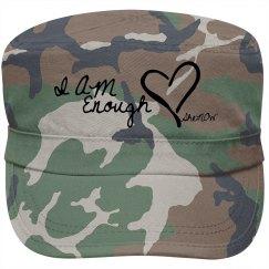 i am enough hat
