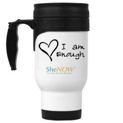 i am enough cup