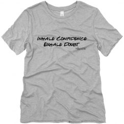 exhale shirt