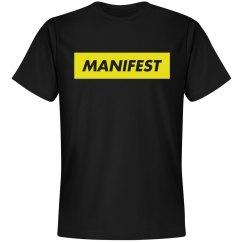 Manifest -Yellow Logo