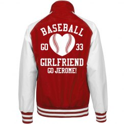 Baseball Girlfriend Fan