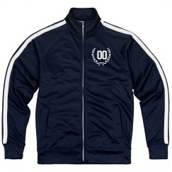 Your Sport Number Track Jacket