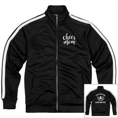 Custom Cheer Mom School Jacket