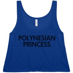 Polynesian Princess top