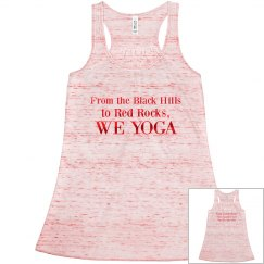 From the Black Hills to Red Rocks - WE YOGA!