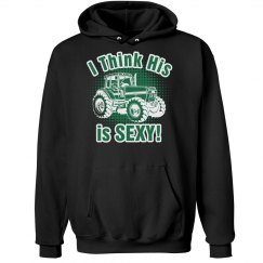 Sexy Tractor Hoodie