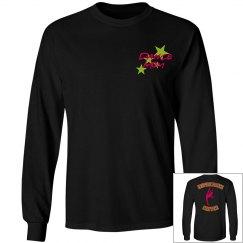 Inspire black DANCE MOM shirt