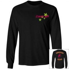 Inspire black DANCER shirt