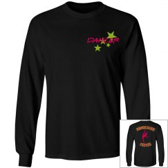 Inspire black DANCER shirt