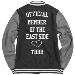 OFFICIAL MEMBER OF THE EAST SIDE JACKET