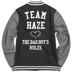 TEAM HAZE JACKET