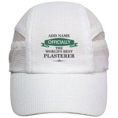 World's Best Plasterer Cap