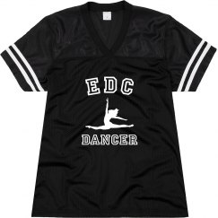 EDC Black Teen/Adult Jersey