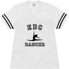 EDC White Teen/Adult Jersey