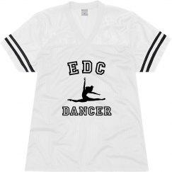 EDC White Teen/Adult Jersey