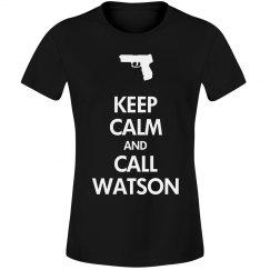 Keep Calm, Call Watson