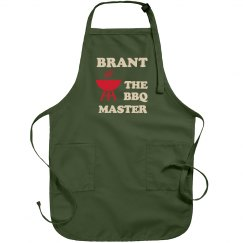 BBQ Master Personalized Apron