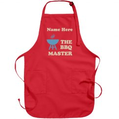 Personalized Custom BBQ Apron