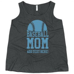 Cool & Trendy Custom Baseball Mom