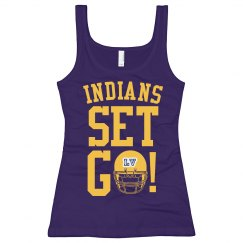 Indians Set Go Tank