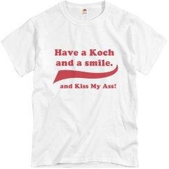 MDMP Kochs Kiss My Ass