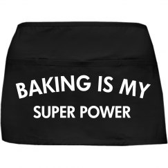 Baking Is My Super Power