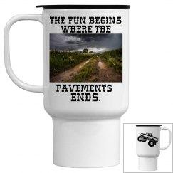 Fun begins- cup