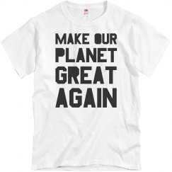 Let's Make Our Planet Great