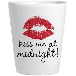 Kiss Me At Midnight NYE