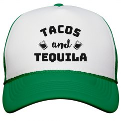 Tacos & Tequila Hat