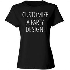 Custom Party Shirts