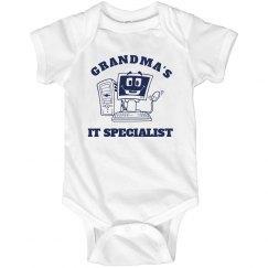 Grandma's IT Specialist
