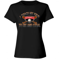 Funny Baseball Shirts