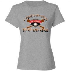 Baseball Shirts for Mom