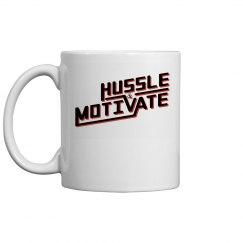 Hussle & Motivate Mug