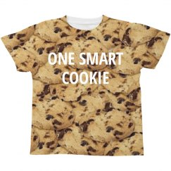 This Kid Is One Smart Cookie