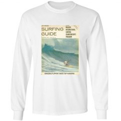 Flipper Goes Surfing