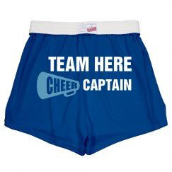 Cheer Captain Shorts