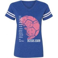 Womens Rush 2009